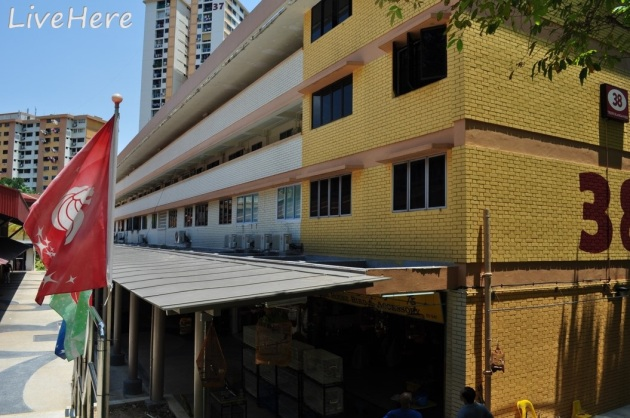 Telok Blangah Market