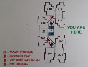 Blk 22 layout